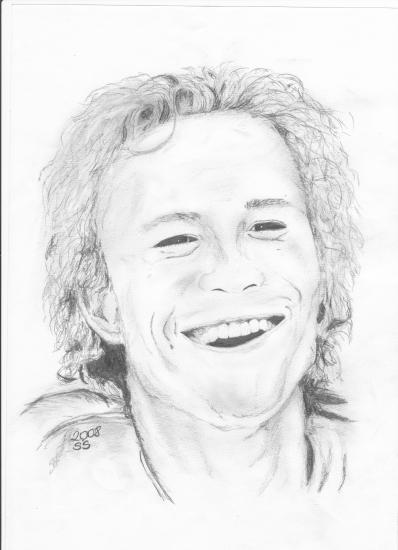 Heath Ledger by sylwia1919